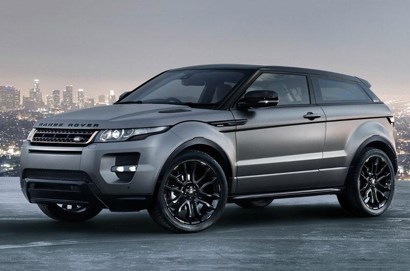 10. Land Rover Range Rover Evoque 2016.