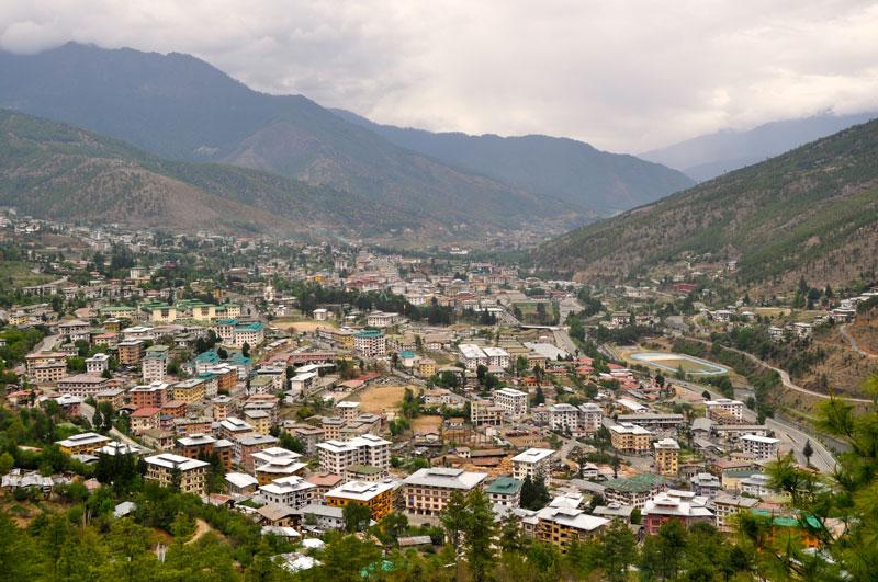 Phần lớn người dân Bhutan theo đạo Phật và ăn chay.