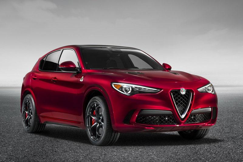 3. Alfa Romeo Stelvio 2018.