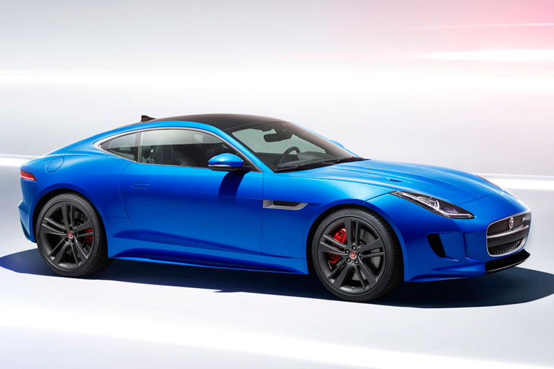 5. Jaguar F-Type-R 2017.