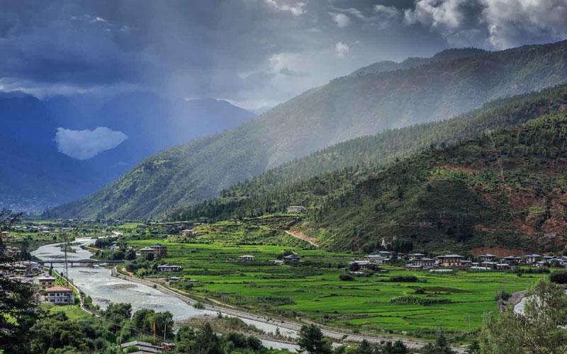 Nền kinh tế nhỏ của Bhutan phụ thuộc vào nông nghiệp, lâm nghiệp và việc bán thủy điện cho Ấn Độ.