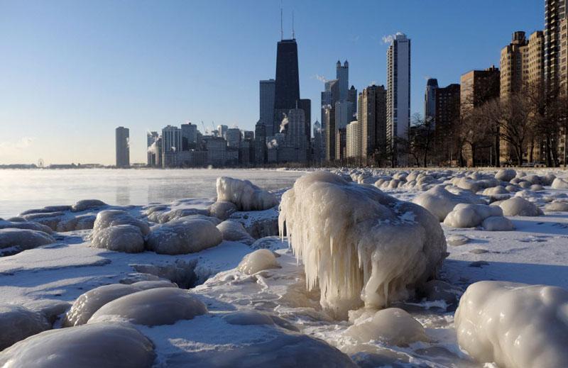 Chicago còn là quê hương của cựu Tổng thống Mỹ - Barack Obama.