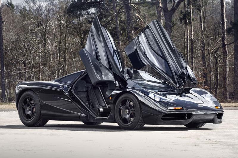 1. McLaren F1.