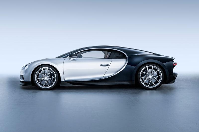 9. Bugatti Chiron.