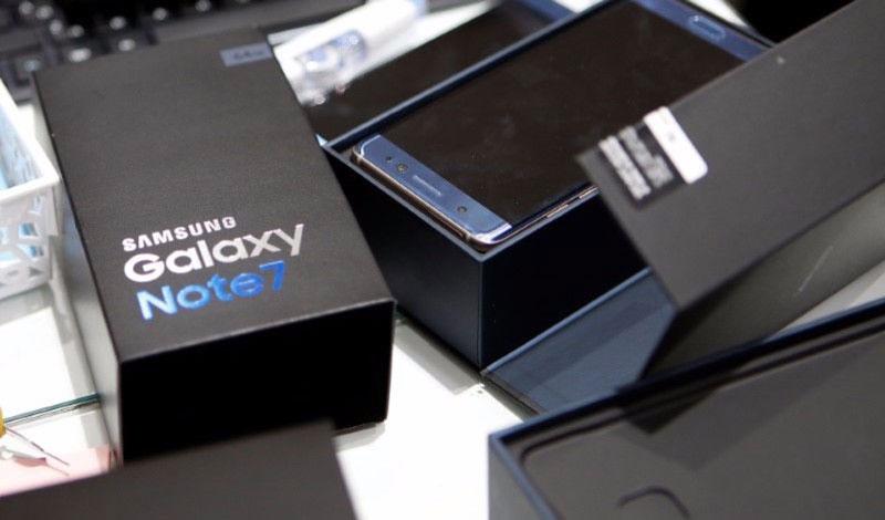 Galaxy Note 7 sắp trở lại thị trường Việt Nam ở dạng tân trang?