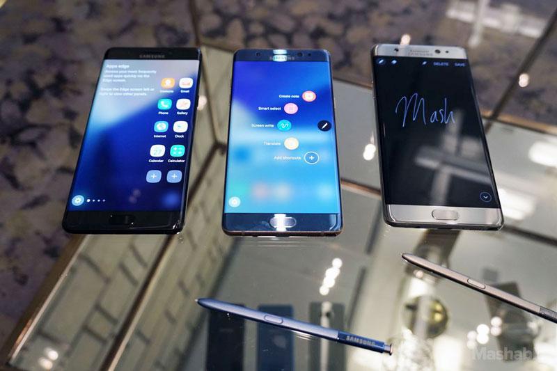 Ngoài sự cố cháy nổ, Galaxy Note 7 vẫn là một sản phẩm được giới chuyên môn đánh giá rất cao.
