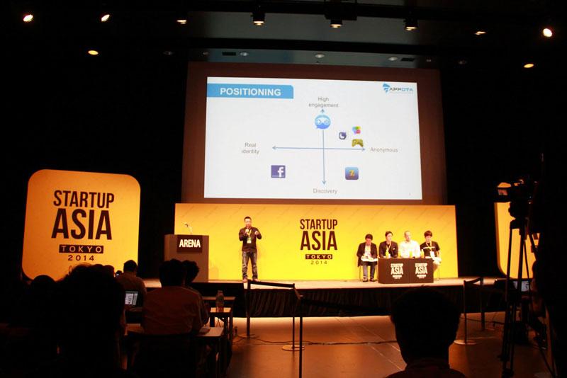 Appota tham gia các sự kiện công nghệ hàng đầu tại Châu Á.