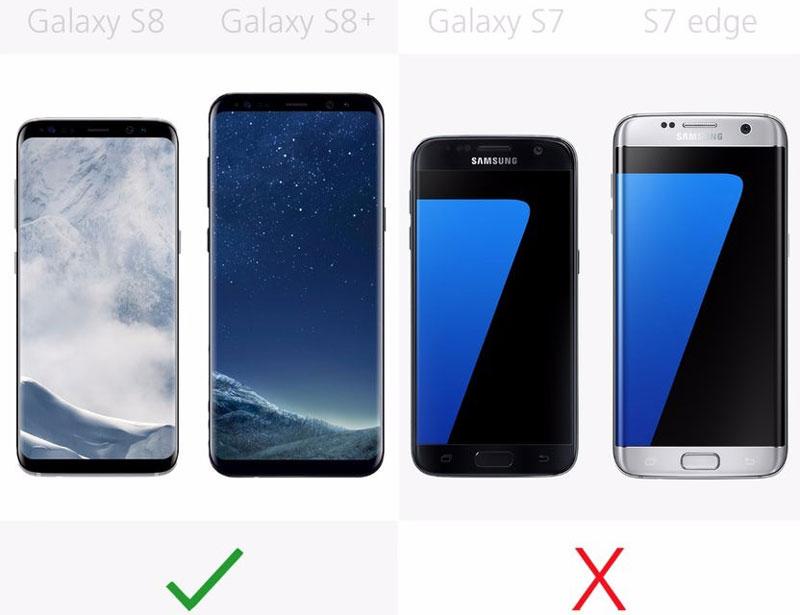 Galaxy S8, Galasy S8 Plus có khả năng kết nối với Dex dock.