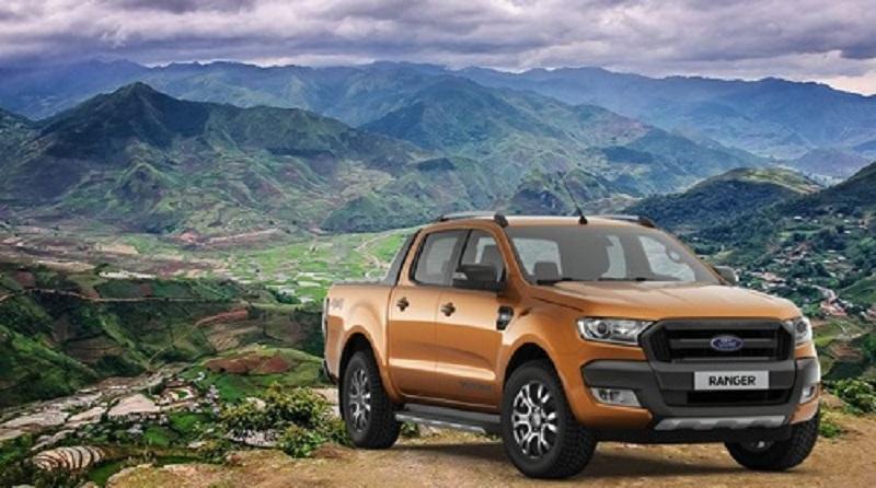 Ford Ranger 2017 là xe bán tải được ưa chuộng nhất tại Việt Nam