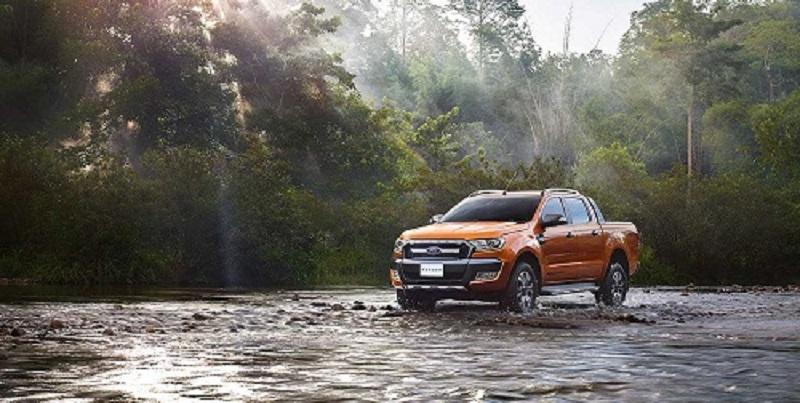 Ford Ranger 2017 sở hữu nhiều công nghệ và tính năng hiện đại
