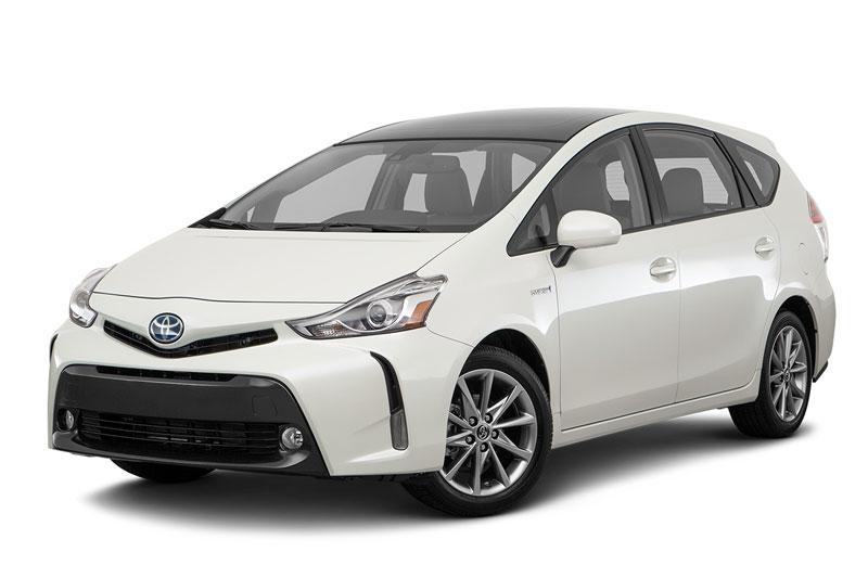 2. Toyota Prius v 2017.