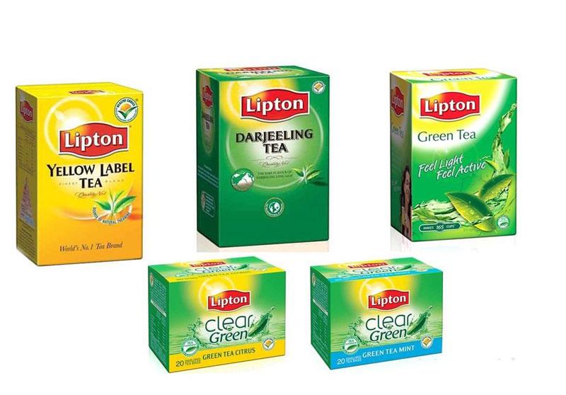 7. Lipton. Là thương hiệu trà thuộc quyền sở hữu của Unilever và PepsiCo. Lipton được phân bố ở thị trường Anh lần đầu tiên và sau đó được bán rộng rãi trên toàn thế giới.