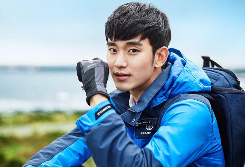 """2. Kim Soo-hyun. Nam diễn viên sinh năm 1988 tại Thủ đô Seoul, Hàn Quốc. Anh bắt đầu được chú ý vào năm 2007 với phim sitcom """"Kimchi Cheese Smile""""."""
