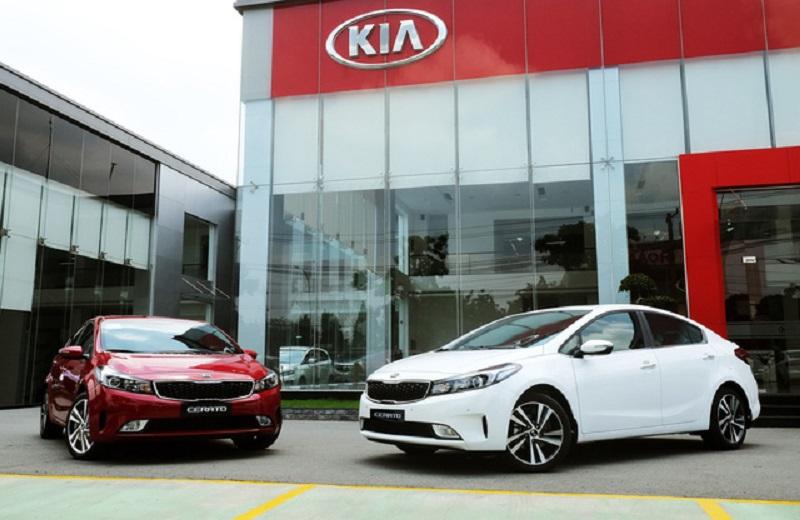 Kia Cerato nằm trong top 5 xe hạng C bán chạy nhất Việt Nam tháng 3/2017.