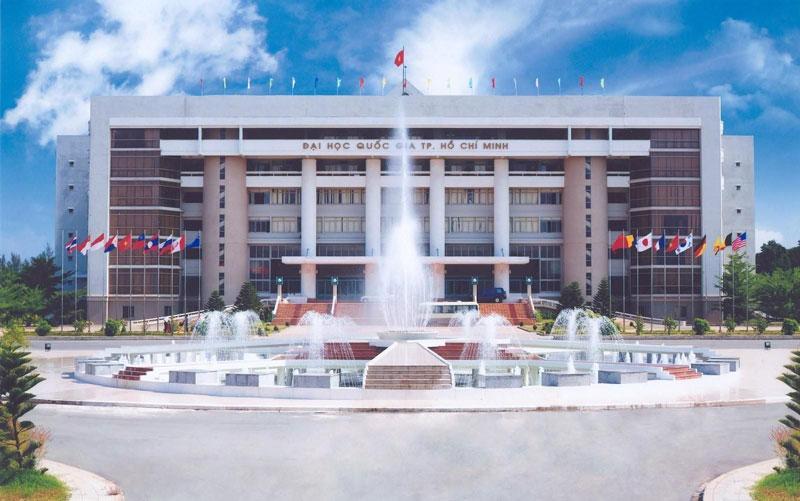 6. Đại học Quốc gia TP HCM (VNU-HCM). Là một trong hai đại học quốc gia của Việt Nam trực thuộc Thủ tướng Chính phủ, đặt tại Thành phố Hồ Chí Minh. VNU-HCM là một trong những trung tâm đào tạo chất lượng cao nhất nước ta.