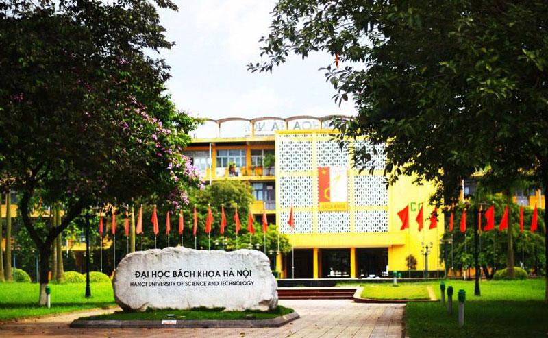 2. Đại học Bách khoa Hà Nội (HUST). Là một trong những trường đại học kỹ thuật đa ngành hàng đầu tại Việt Nam và là trường đại học trọng điểm quốc gia của nước ta. Trường có trụ sở tại Hà Nội. HUST là một trong 13 thành viên của Hiệp hội các trường đại học kỹ thuật hàng đầu châu Á - Thái Bình Dương AOTULE (Asia-Oceania Top University League on Engineering).