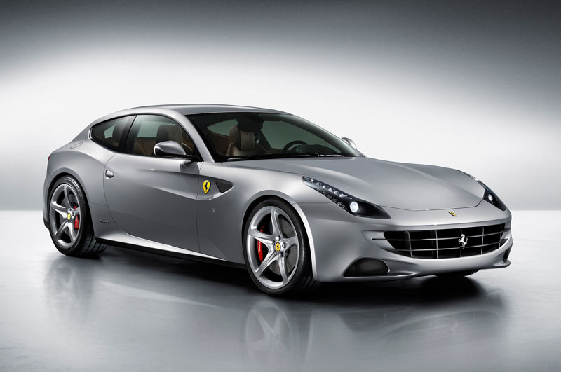 4. Ferrari FF.
