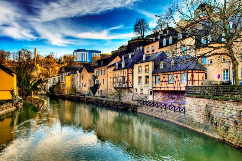 9. Luxembourg - lượng tiêu thụ trung bình: 6,5kg/người.
