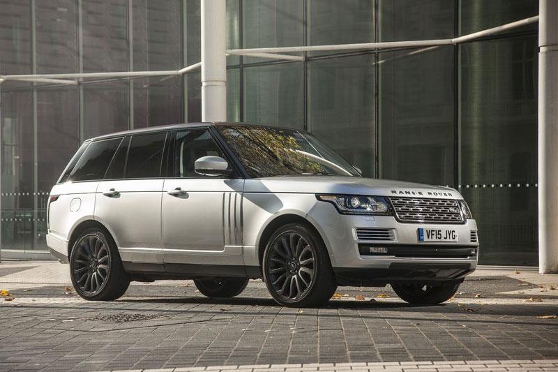 9. Land Rover Range Rover Autobiography.