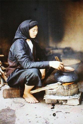 Goc anh dac biet phu nu Viet Nam nhung nam 1910-Hinh-4