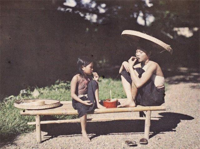 Goc anh dac biet phu nu Viet Nam nhung nam 1910-Hinh-7