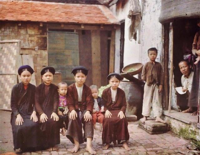 Goc anh dac biet phu nu Viet Nam nhung nam 1910-Hinh-8
