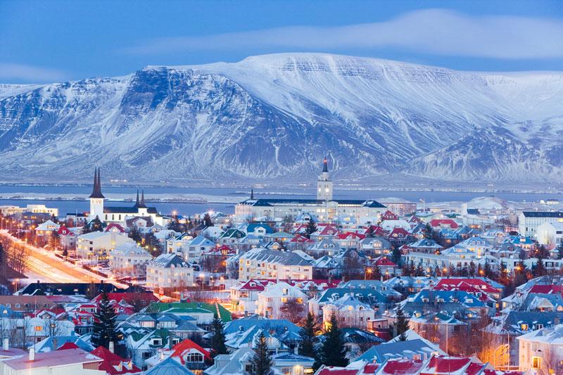 3. Iceland - lượng tiêu thụ trung bình: 9kg/người.