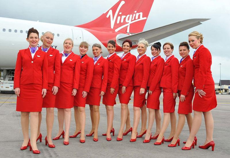 10. Virgin Atlantic. Hãng hàng không có trụ sở ở hạt West Sussex, Anh. Với trang phục thanh lịch cùng việc lựa chọn tiếp viên kỹ càng, hãng hàng không này nổi tiếng thế giới nhờ những tiếp viên xinh đẹp.