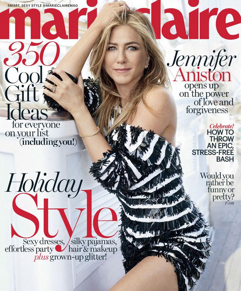 6. Marie Claire. Tờ tạp chí thời trang dành cho phụ nữ được xuất bản lần đầu tiên vào năm 1937. Tờ tạp chí này xoay quanh các chủ đề về sức khoẻ, vẻ đẹp và thời trang.