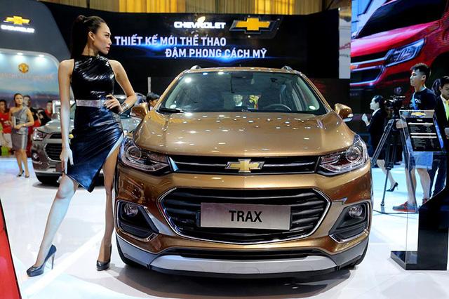 Việt Nam là thị trường đầu tiên tại Đông Nam Á mà Chevrolet Trax có mặt, cùng thời gian với Mỹ.