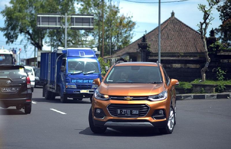 Thị trường Indonesia đến thời điểm này mới được ra mắt chiếc Chevrolet Trax 2017.