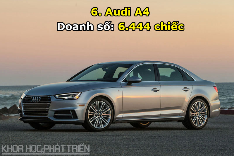 6. Audi A4.