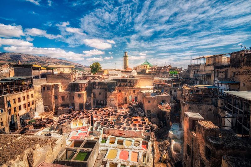 5. Morocco - lượng tiêu thụ trung bình: 1,22kg/người.