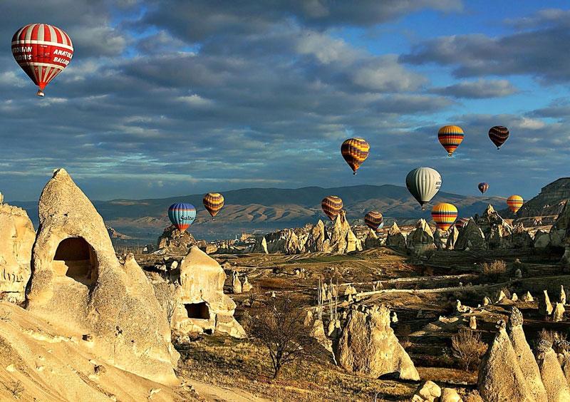 1. Thổ Nhĩ Kỳ - lượng tiêu thụ trung bình: 3,15kg/người.