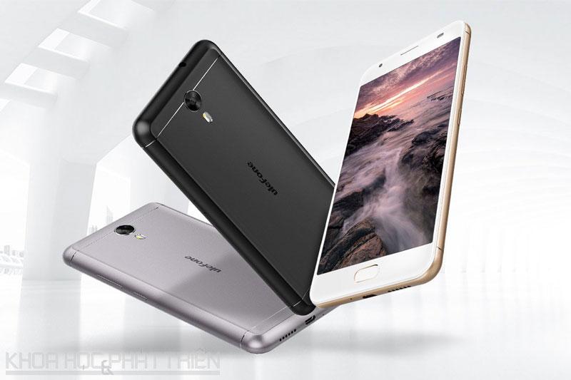Ulefone là hãng điện thoại của Trung Quốc.