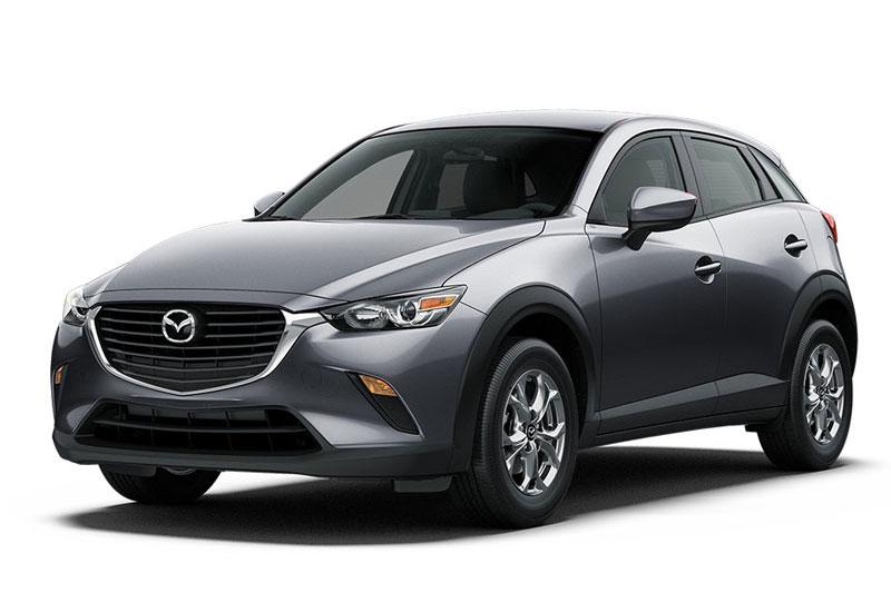 4. Mazda CX-3 2017.