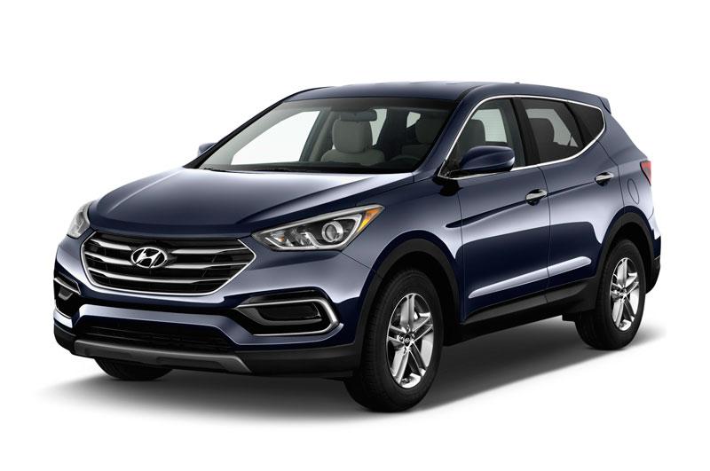 8. Hyundai Santa Fe Sport 2017.