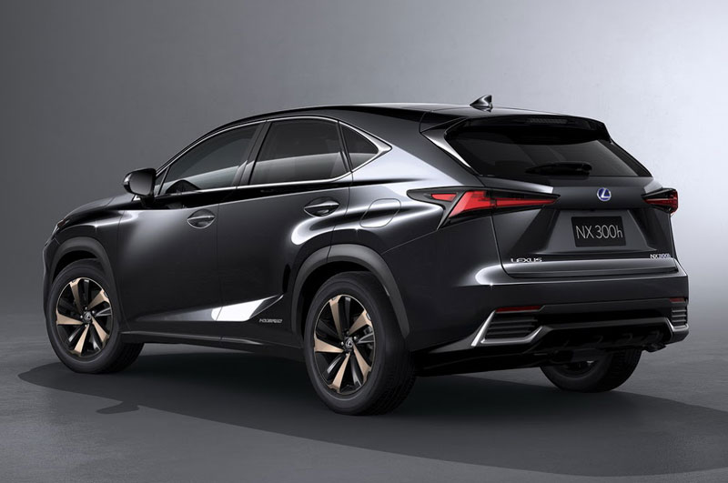Dự kiến, Lexus NX 2018 sẽ được bán ra vào mùa Thu năm nay nhưng mức giá chưa được tiết lộ.
