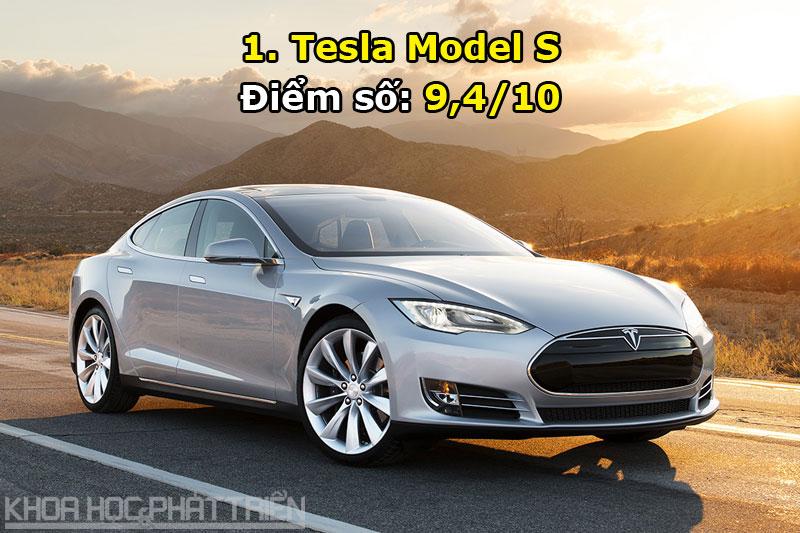 1. Tesla Model S.