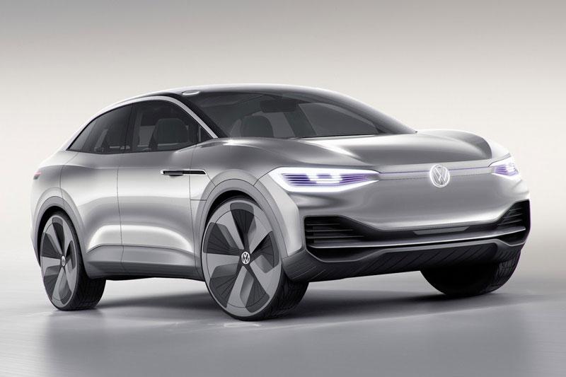 3. Volkswagen I.D. Crozz Concept.