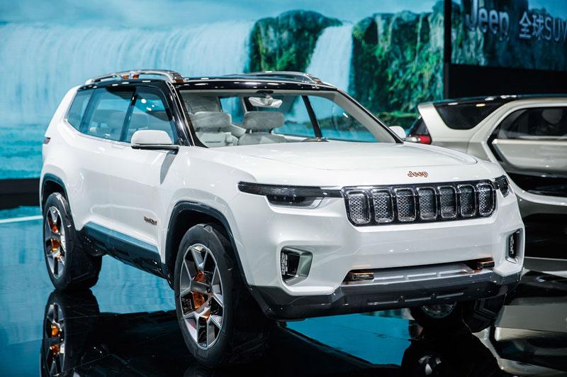 5. Jeep Yuntu Concept.