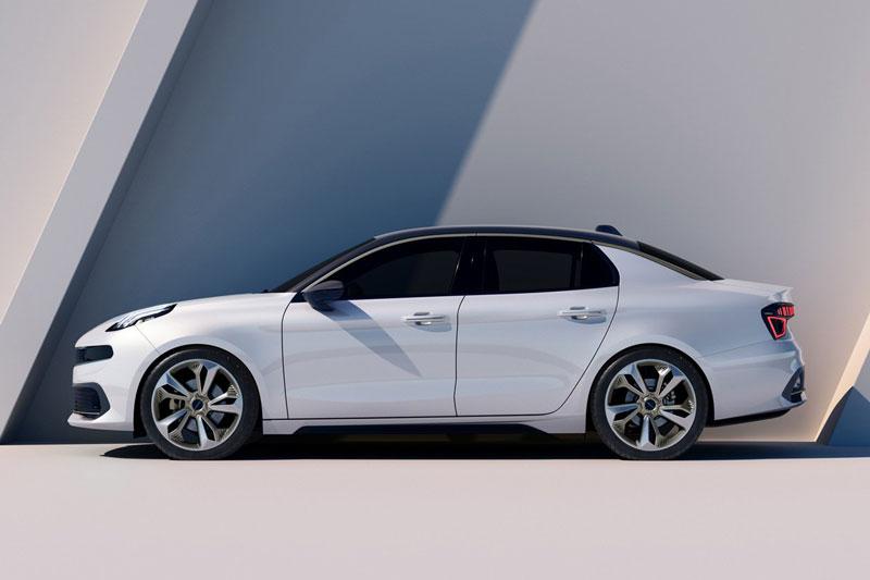 7. Lynk & Co 03 Concept.