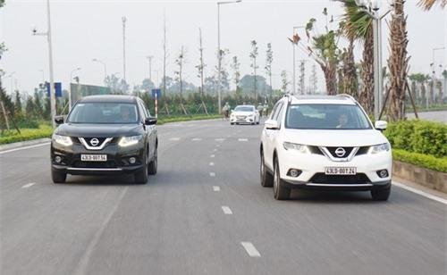 Nissan X-Trail bất ngờ dẫn đầu phân khúc