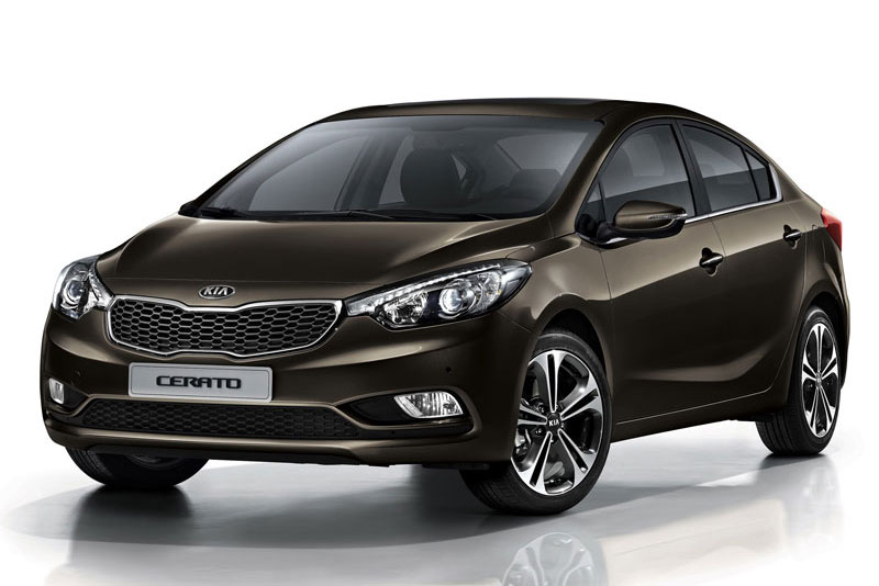 Cerato là mẫu xe