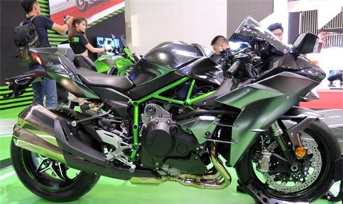 Chi Tiết Xe Kawasaki Ninja H2 Carbon độc Nhất Việt Nam