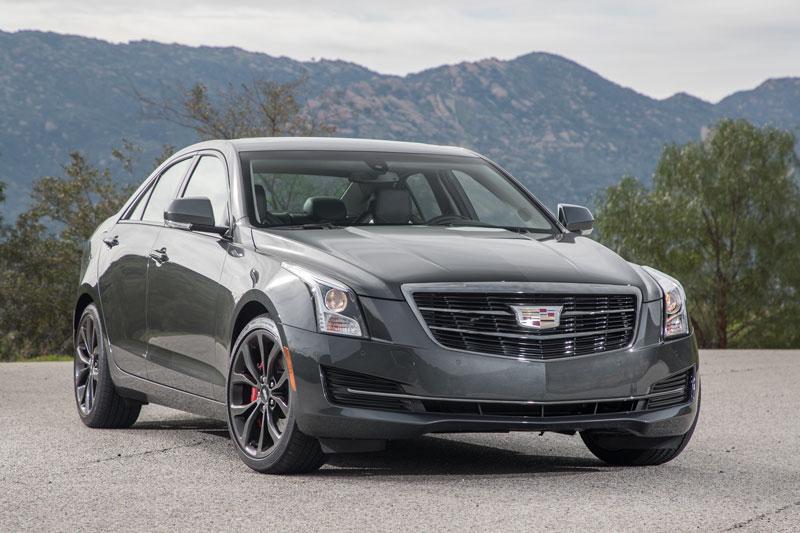 5. Cadillac ATS (giá khởi điểm: 34.595 USD).