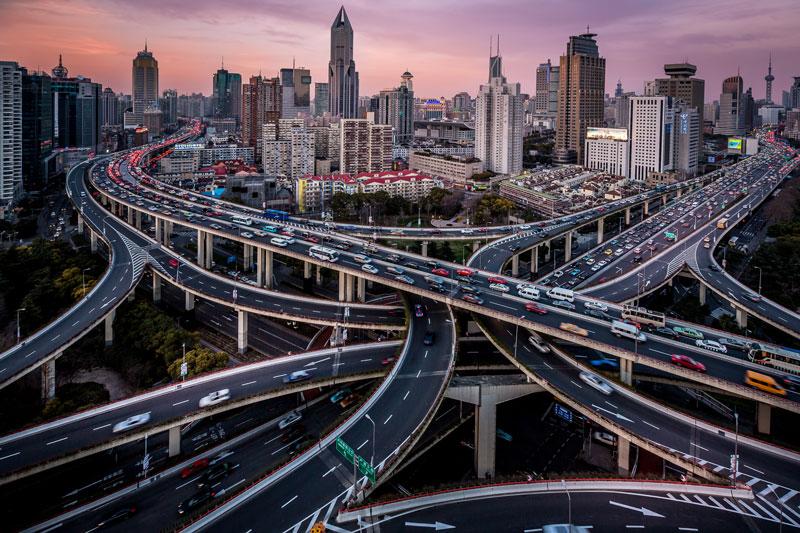 3. Thành phố Thượng Hải, Trung Quốc. Dân số: 23,9 triệu người.
