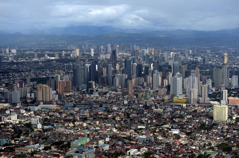 6. Thủ đô Manila, Philippines. Dân số: 20,76 triệu người.
