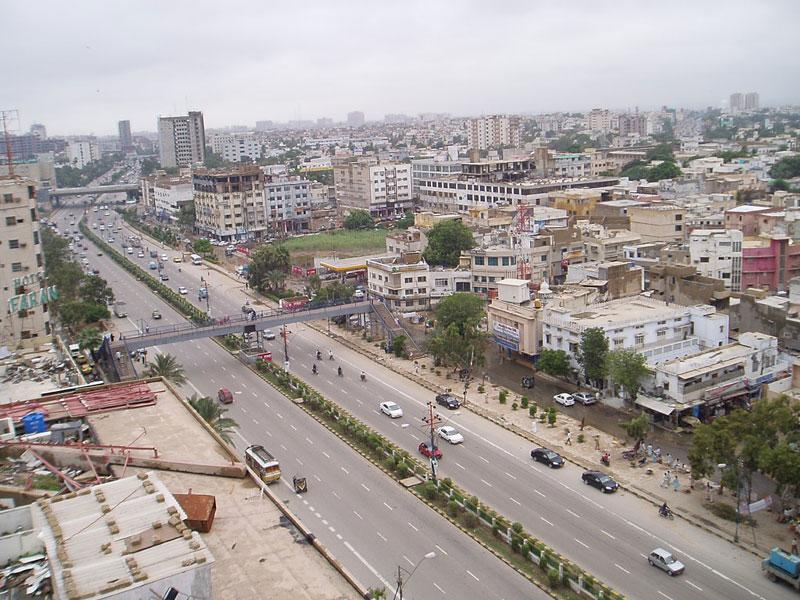 7. Thành phố Karachi, Pakistan. Dân số: 20,7 triệu người.