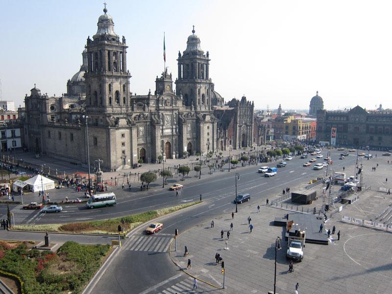 9. Thành phố Mexico, Mexico. Dân số: 20 triệu người.
